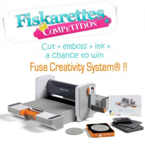 Fiskars Fuse Creativity System Competition